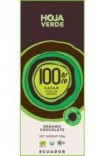 hoja verde suikervrije chocolade van hoja verde 100% puur biologisch
