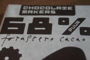 Chocolatemakers 68% Gorilla reep