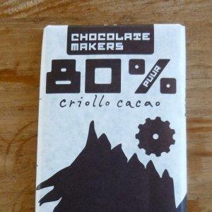 80% criollo awajun chocolatemakers