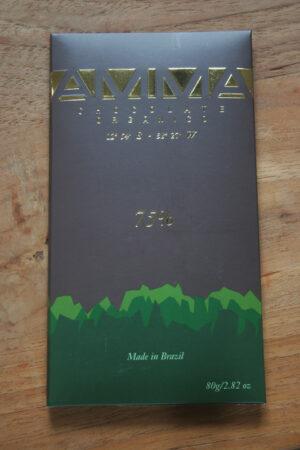 amma 75% chocolade uit brazilie