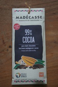 madecasse 99 procent cacao