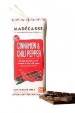 madecasse met chili peper en kaneel