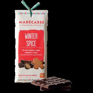 madecasse winter spice met winterse kruiden