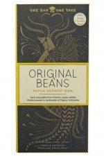 chocolade papua kerafat original beans