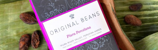 reep van Original Beans Piura Porcelana 75% puur