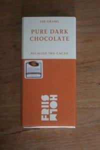 Friis Holm Nicaliso chocolate dark puur zeventig procent