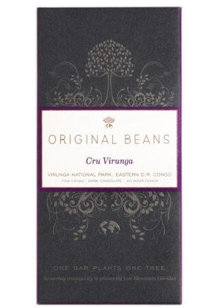 original beans cru virunga chocolate bar