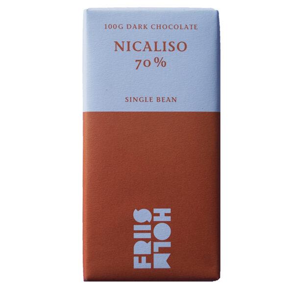 friis holm nicaliso nicaragua chocolade prijswinnaar