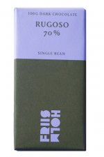 friis holm rugoso 70% dark chocolate
