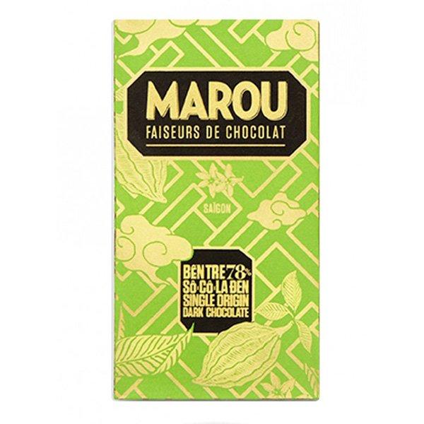 marou ben tre 78 chocolade single origin vietnam