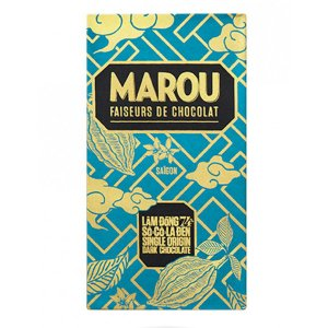 marou lam dong chocolat vietnam single origin bean to bar eerlijk direct trade
