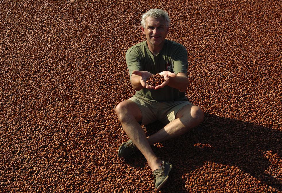 maitre chocolatier francois pralus met cacao