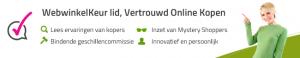 webwinkelkeur vertrouwd online chocolode kopen
