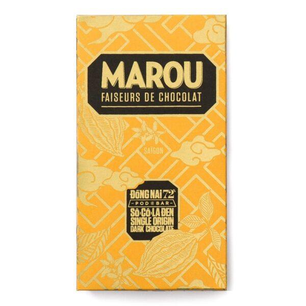 marou dong nai 72 chocolade uit vietnam bean to bar puur
