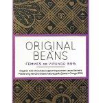 femmes de virunga melk chocolade van original beans