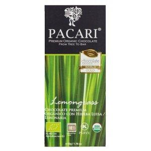 pacari chocolade met citroengras fruitig fris citrus exotisch