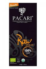 pacari raw 100% demeter biologisch
