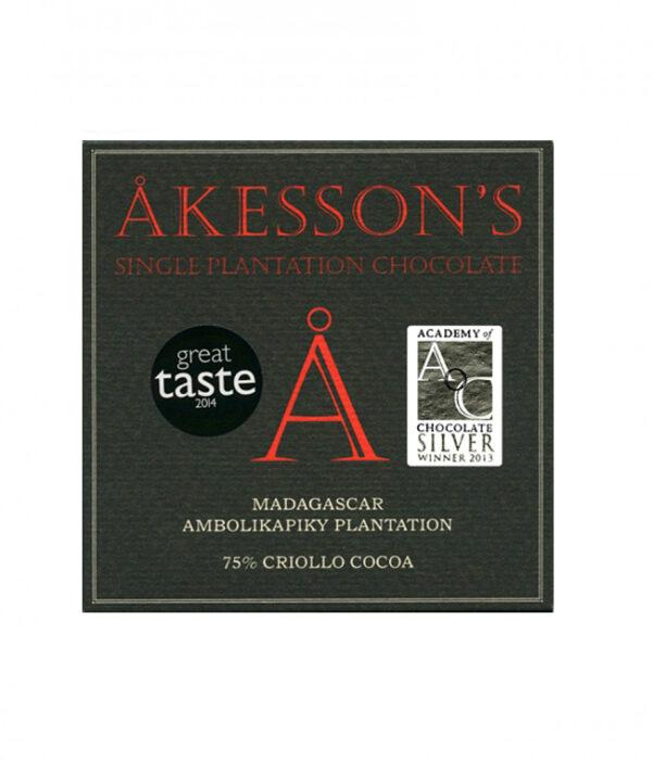 akessons madagascar chocolade cacao criollo bijzonder excellent uitzonderlijk speciaal duurzaam eerlijk lekker