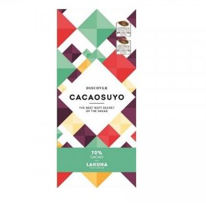 cacaosuyo lakuna peru 70 chocolade bean to bar peru