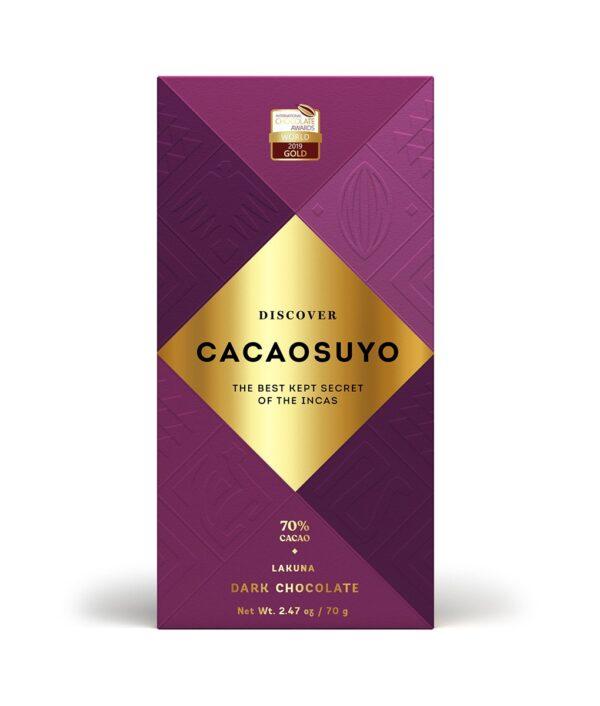 cacaosuyo lakuna pure chocolate peru