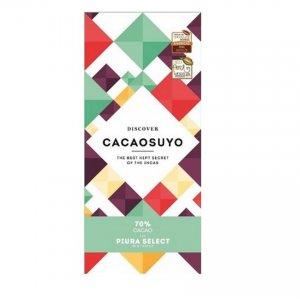 exclusieve top bean to bar origine chocolade uit peru van cacaosuyo piura select