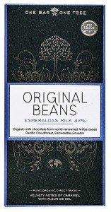original beans esmeraldas melk