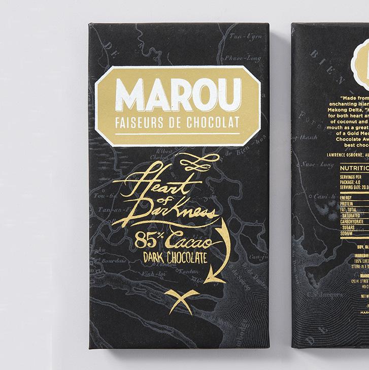 marou heart of darkness