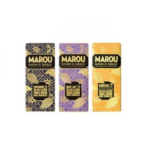 origine pakket marou bean to bar vietnam chocolade duurzaam eerlijk proeven