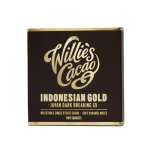 pure chocolade vna willie's cacao uit Java Indonesie