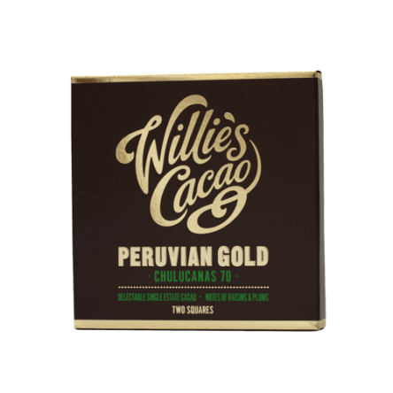 Willie's Cacao Peru 70%
