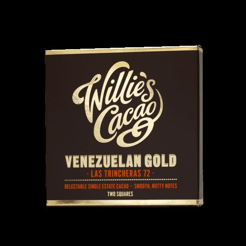 venezuela chocolade van willie's cacao uit UK