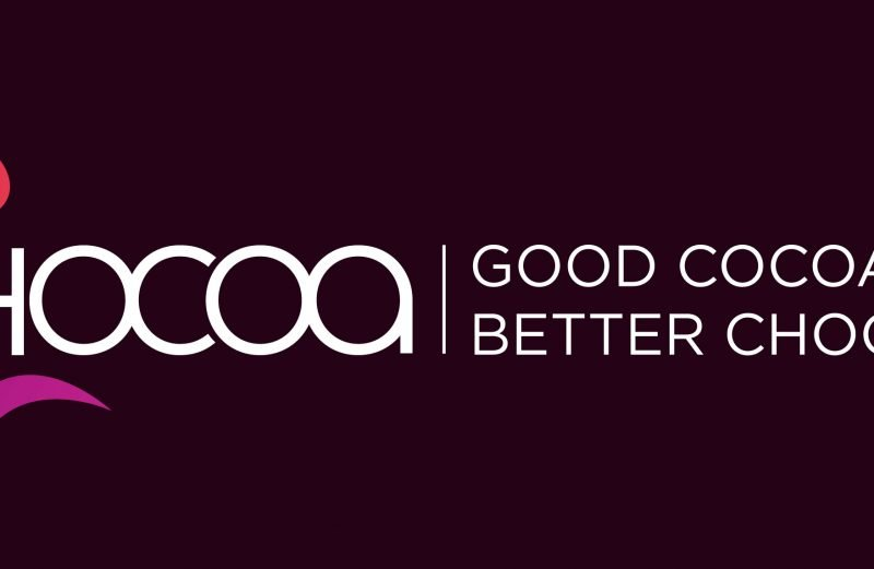 chocoa festival logo good caao better chocoalte