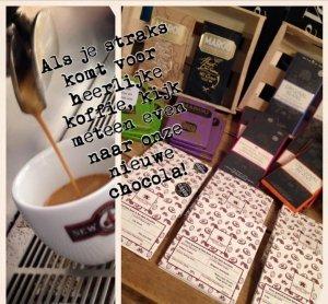 jp vincken koffie en chocola