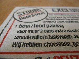 stoom-wij hebben chocolade