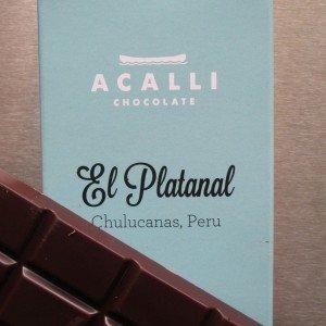 acalli el platanal 70 procent cacao peru