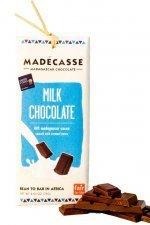 madecasse melkchocolade uit madagaskar