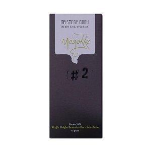 mesjokke mystery dark klein 41 gram chocoladereep herkomst raden