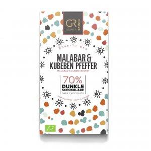 georgia ramon chocolade met peper malabar en kubeben