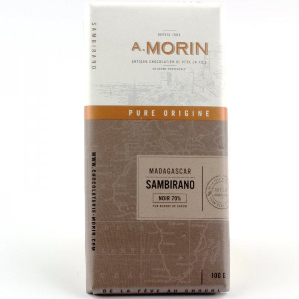 morin madagascar chocolate pure origin