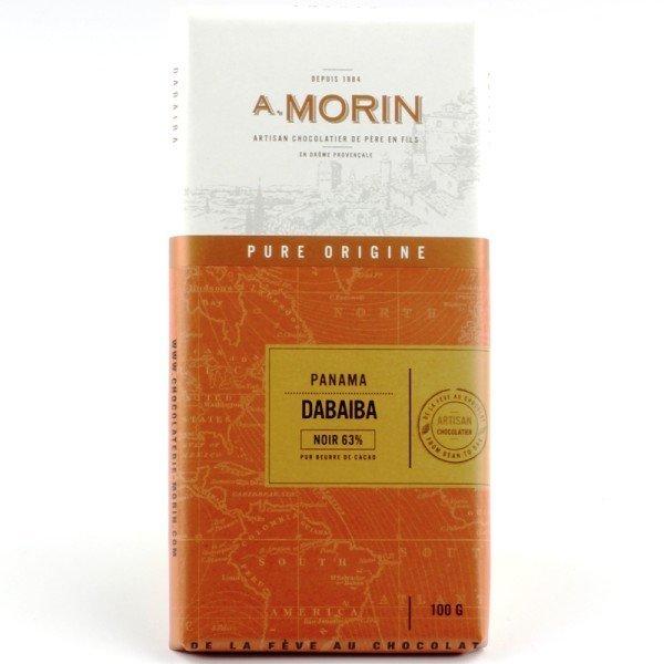 morin dark chocolate origin panama