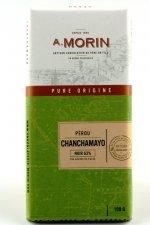 Morin peru pure chocolade van franse makelijk