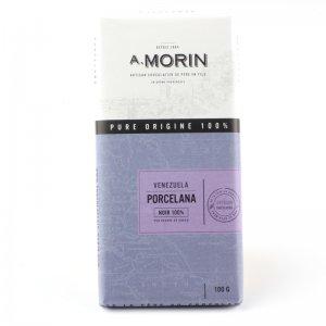 morin 100% chocolade van porcelana venezuela