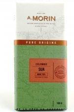 artisan origine chocolade uit frankrijk met cacao uit colombia