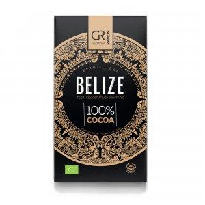 biologische suikervrije chocolade van georgia ramon uit belize