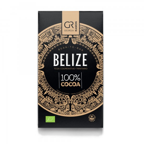 organic sugar-free chocolate from georgia ramon from belize