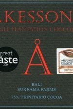 akesson's pure chocolade uit bali