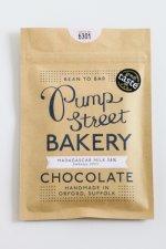 melkchocolade uit madagaskar van pump street bakery