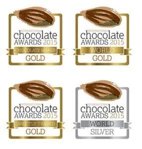 internationale chocolade awards 2015