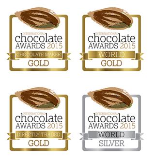 Winners – International Chocolate Awards Americas