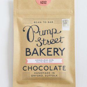 pump street bakery honduras 80% chocolade